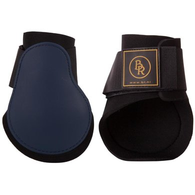 BR Fetlock Boots Event PU with Neoprene Lining Blue