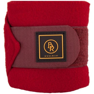 BR Bandages Event Fleece Maple Red 300x10cm