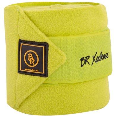 BR Bandages Xcellence 3.5mm Fleece 380gr Grasshopper