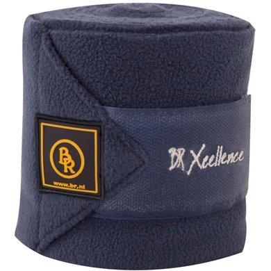 BR Bandages Xcellence 3.5mm Fleece 380gr Marine Blue