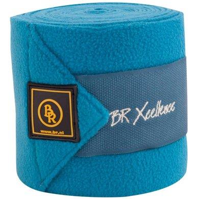 BR Bandages Xcellence 3,5m Fleece 380gr Bleu mosaique Cob