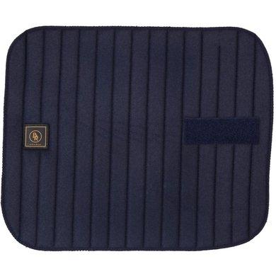 BR Onderbandages Tricot/badstof Klittenband Set Blauw 4st