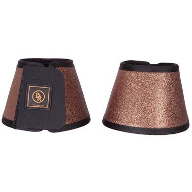 BR Springschoen Glitter Bronze S