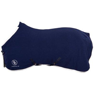 BR Couverture Anti-Transpiration/de Présentation Event Fleece 380gr Bleu 95/145
