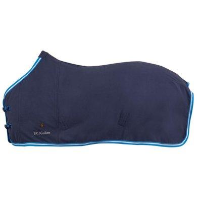 BR Rug Xcellence 380g Fleece Marine Blue