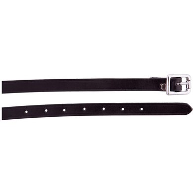 Premiere Spur straps Leather Black 16mm