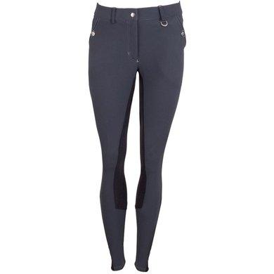 BR Pantalon d'Équitation Mabel Microfibre antrhacite
