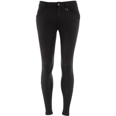 BR Breeches Milan Silicon Knee Pads Black