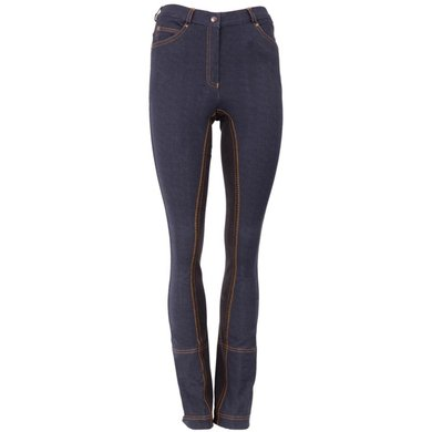 Premiere Jodhpursbroek Chicory Dames Denim 44