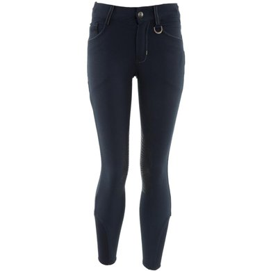 BR Breeches Milo Silicon Knee Pads Navy