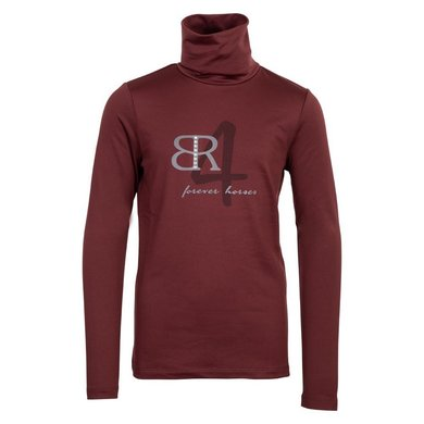 BR Pullover 4-Ever Horses Naveah Kind Dark Port