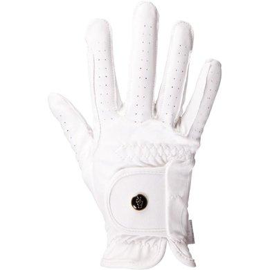BR Rijhandschoen All Weather Pro Leather Feel Wit