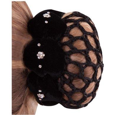 BR Haarband Lotus  Zwart One Size