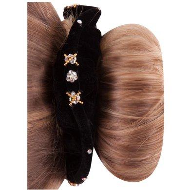 BR Haarband Marigold  Zwart One Size