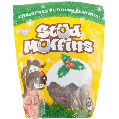Likit Stud Muffins Christmas Pudding 400g