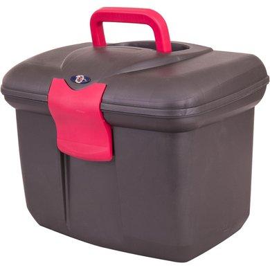Agradi Boîte de Pansage Fiona Luxe Couvercle antrhacite