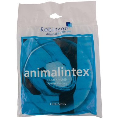 Robinson Animalintex Hoof Shaped
