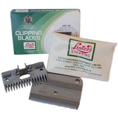 Lister Snijmes Wlo258-11850 Fijn 1,4mm