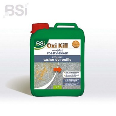 BSI Oxi Kill Gel tegen Roestplekken