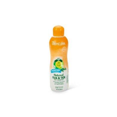 Tropiclean Flea Tick Shampoo Soothing 592ml