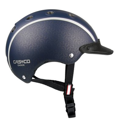 Casco Cap Choice Navy S