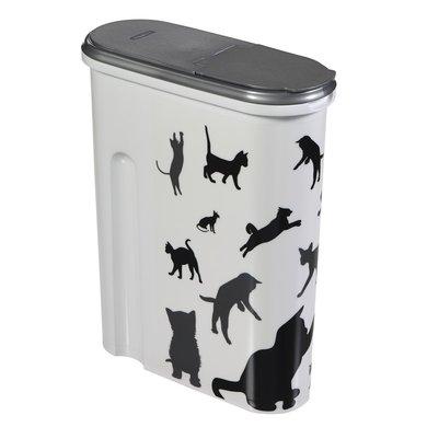 sc 1 st  Agradi.com & Curver Food Container Silhouette White/Black 45L