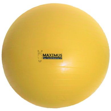 Maximus Power Play Ball Geel