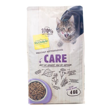 ECOstyle VitaalSpeciaal Kat Care 4kg