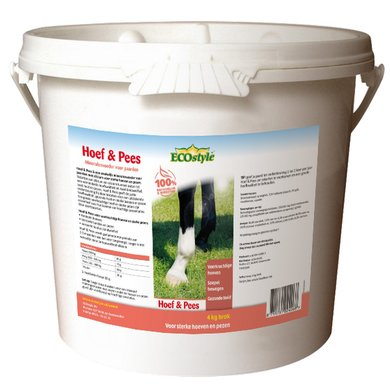 EcoStyle Hoef & Pees  4 kg
