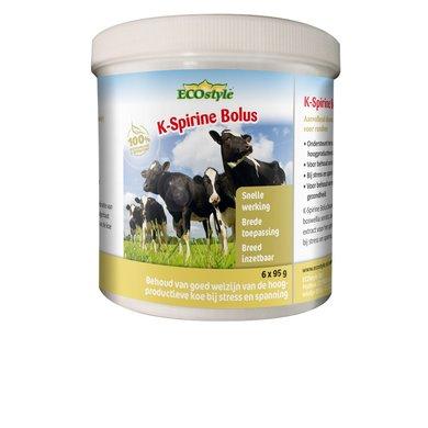 EcoStyle K-Spirine Bolus  6 x 95 g