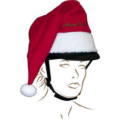 Agradi Muts Kerst voor op Cap Rood Universeel