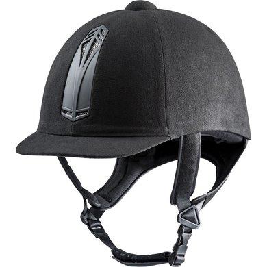 Choplin Cap met Aerodynamisch Luchtsysteem Zwart