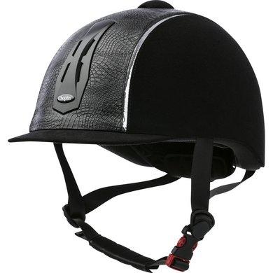 Choplin Cap Premium Verstelbaar Zwart/Chroom