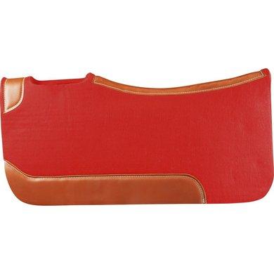 Randol's Vilten Pad Rood 81cm x 81cm