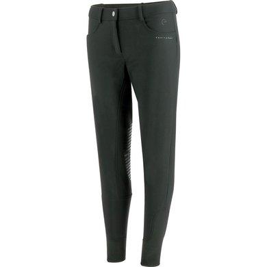 EquiThème Pantalon d Équitation Chamonix Noir b03fde9cdce