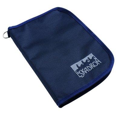Eskadron Beschermtas Paspoort Blauw