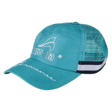 Euro-Star Baseballcap Competition Emerald One Size