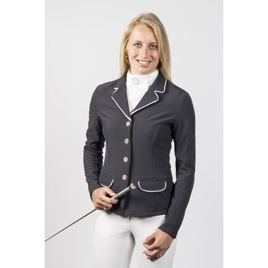 Harrys Horse Show Jacket Softshell St.tropez II Navy/white