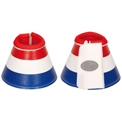Harrys Horse Cloches d'Obstacles Flag Rouge/blanc/bleu M
