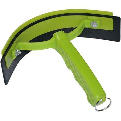 Harrys Horse Couteau de Chaleur Plastique avec Arc Vert