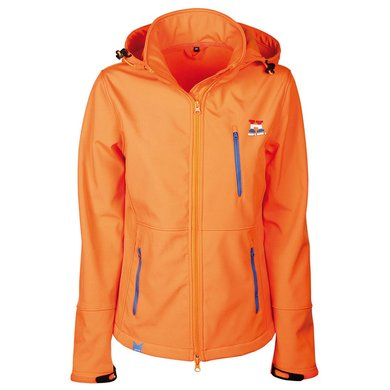 Harrys Horse Softshell Jas Dutch Orange