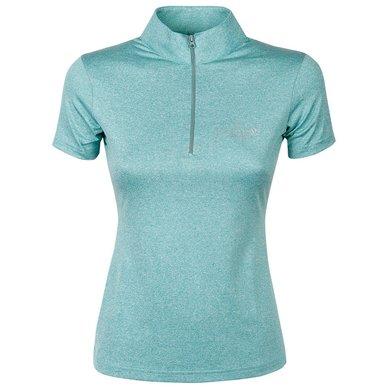 Harrys Horse Shirt Calvina Dusty-Turquoise