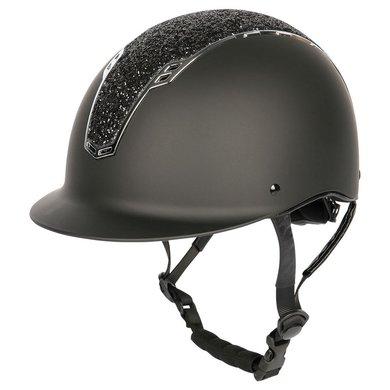 Harrys Horse Veiligheidscap Centaur NXT Zwart-Zilver