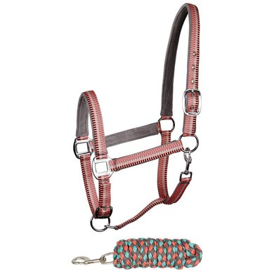 Harrys Horse Halsterset LouLou SU18 Charcoal Cob
