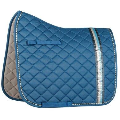 Harrys Horse Tapis de Selle Warrenton Dressur Aegean-Blue Full