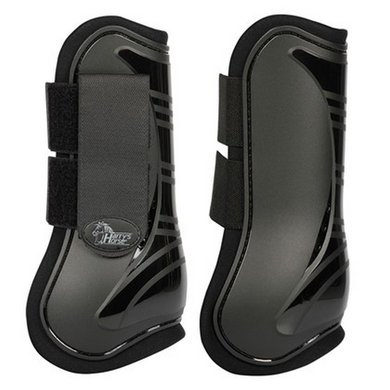 Harrys Horse Tendon Boots Next Black