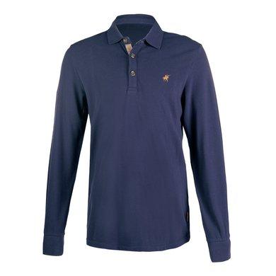 Kingston Shirt Trentino Donker Blauw M
