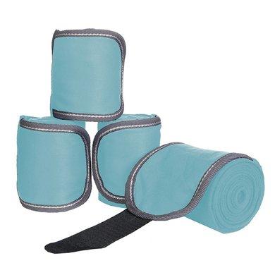 HKM Bandages Fleece Aqua 300cm