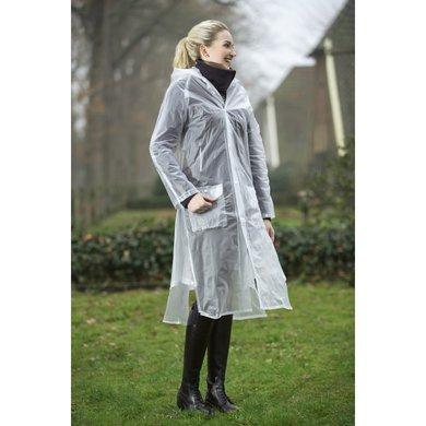 HKM Long Transparent Rain Mac
