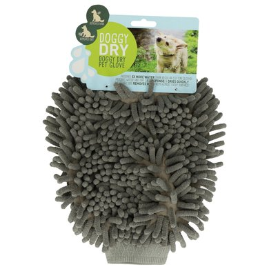 Doggy Dry Pet Glove And Hair Remover 1 St